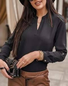 Блуза с длинным рукавом А40612