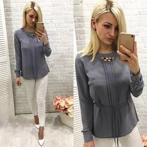 Блуза для офиса Ф0772