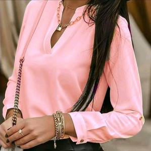 Блуза с длинным рукавом А40613