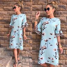 Платье У7266