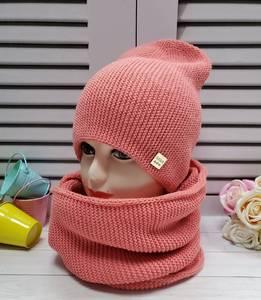 Шапка и шарф Хомут А25739