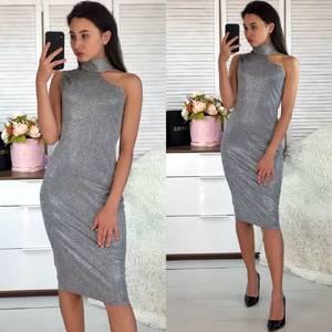 Платье короткое вечернее облегающее Ф5557