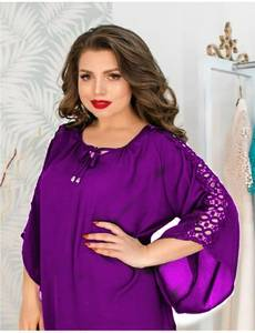 Блуза нарядная А24701