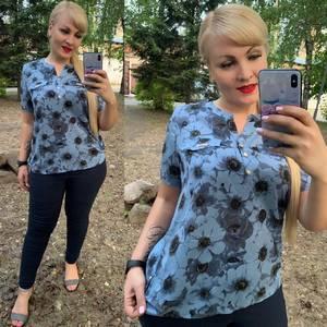 Блуза нарядная Ч1536