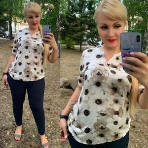 Блуза нарядная Ч1535