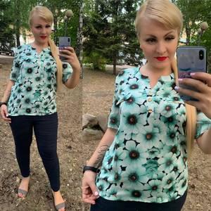 Блуза нарядная Ч1538