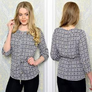 Блуза для офиса Х0931