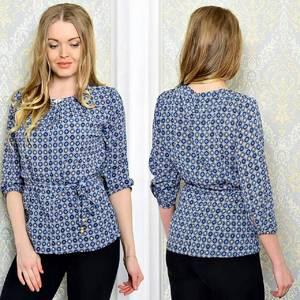 Блуза для офиса Х0932