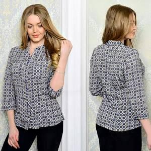 Блуза для офиса Х0933