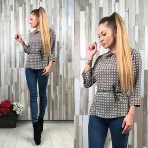 Блуза для офиса Х0936