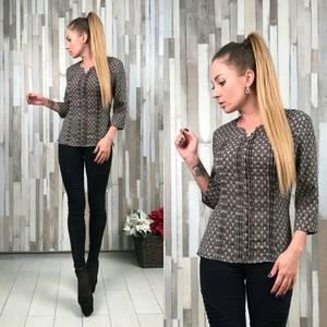 Блуза для офиса Х0937