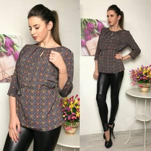 Блуза для офиса Х0941