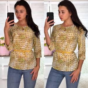 Блуза для офиса Х0950