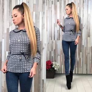 Блуза для офиса Х0948