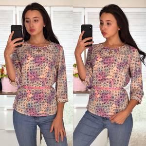 Блуза для офиса Х0951