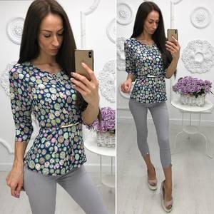 Блуза для офиса Х0953