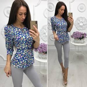 Блуза для офиса Х0954