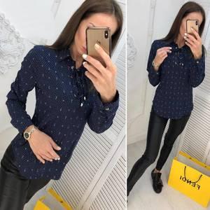 Блуза для офиса Х6450