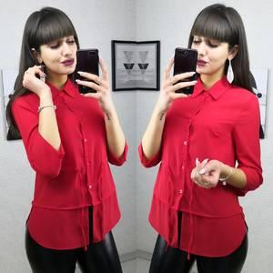 Блуза блузки Х0439