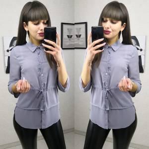 Блуза блузки Х0437
