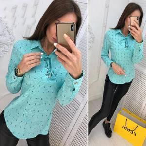 Блуза для офиса Х6451