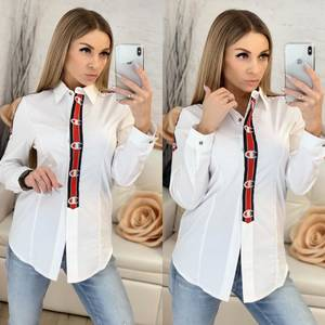 Рубашка с длинным рукавом Х0248