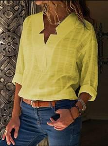 Блуза с коротким рукавом А35259