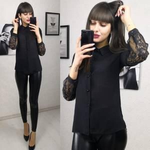 Блуза блузки Х0434