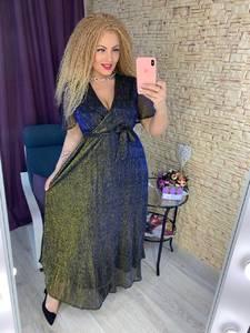 Платье длинное нарядное А22950