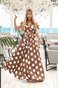 Платье длинное летнее А24580