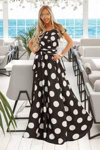 Платье длинное летнее А24582