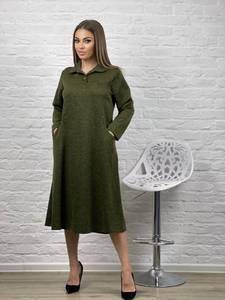 Платье короткое повседневное А56192