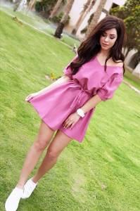 Платье короткое летнее А48699