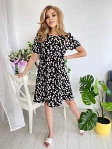 Платье короткое летнее А48720