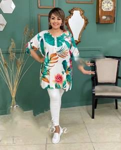 Блуза летняя А36143