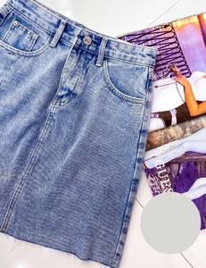 Юбка джинсовая А38551