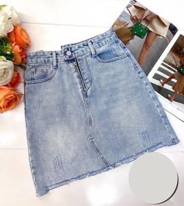 Юбка джинсовая А38552