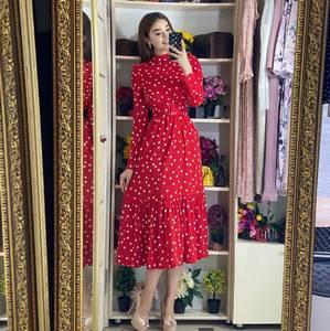 Платье длинное нарядное А23419