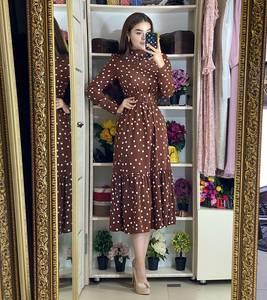 Платье длинное нарядное А23422