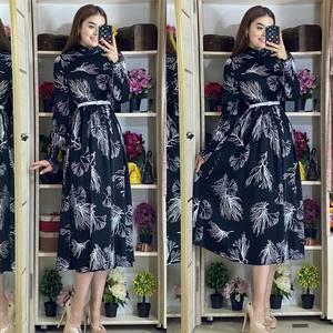 Платье длинное нарядное А23423