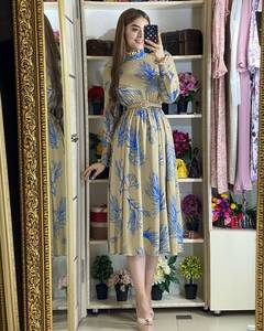 Платье длинное нарядное А23424