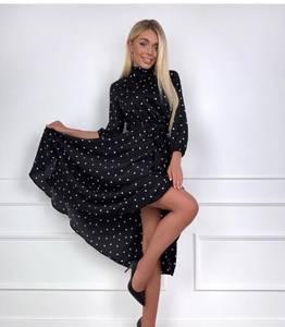 Платье длинное нарядное А23033