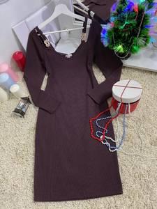 Платье короткое облегающее А23035