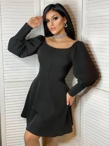 Платье короткое нарядное А20779