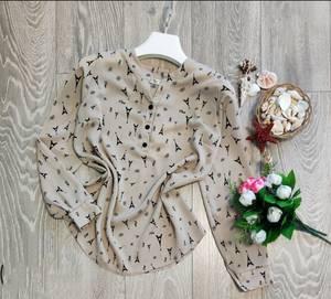 Блуза с длинным рукавом А09508