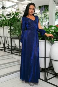Платье длинное нарядное А14285