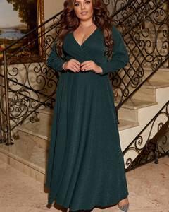 Платье длинное нарядное А12354