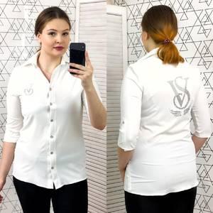 Рубашка с коротким рукавом Ц0421