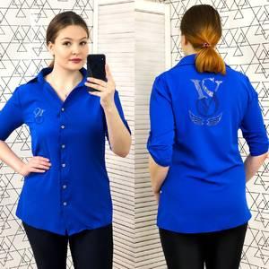 Рубашка с коротким рукавом Ц0422