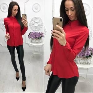 Рубашка красная Ш4338